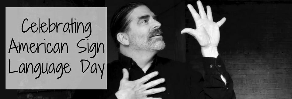 Celebrating American Sign Language Day