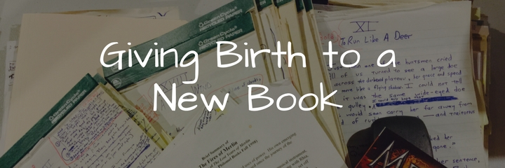 Giving Birth to a New Book