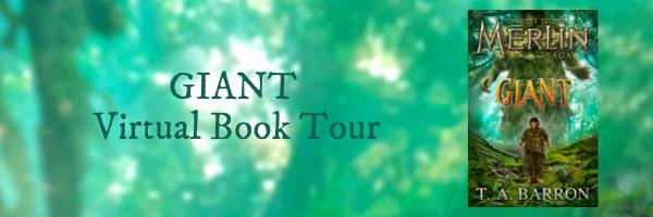 GIANT Virtual Book Tour