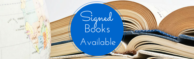 Signed Books Available
