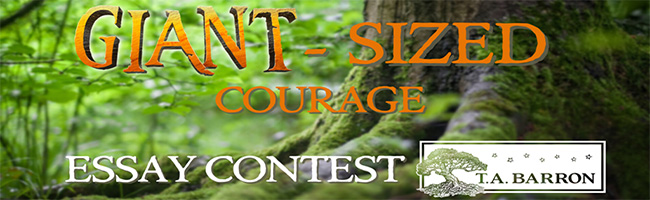 Giant Courage Writing Contest