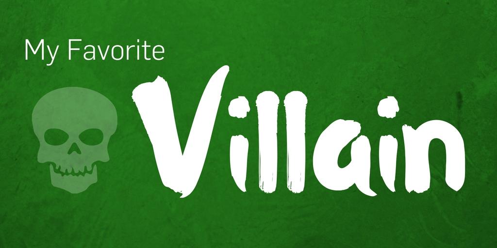 My Favorite Villain