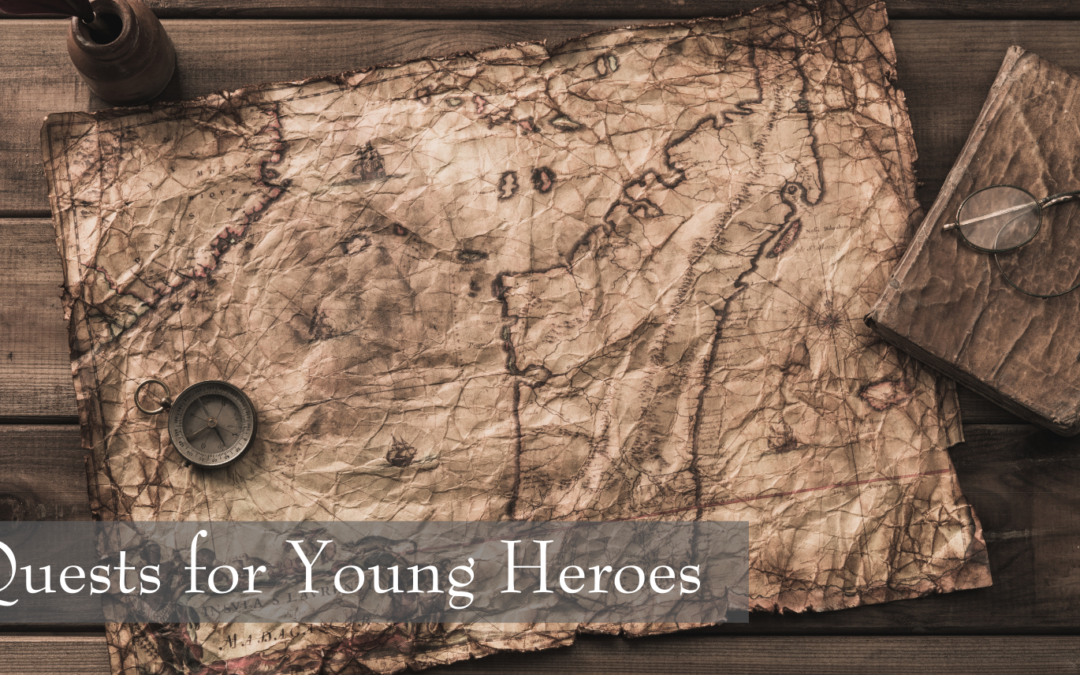 Introducing Quests for Young Heroes