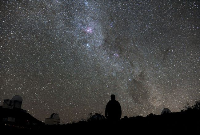 Image credit: ESO/H. Dahle