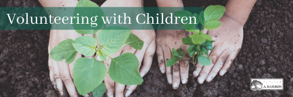 Volunteering with Children: 10 Ways to Encourage Kids to Give Back